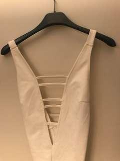 White Body suit