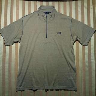 Poloshirth The North Face Stripes