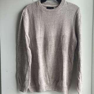 River Island Beige Knit Sweater