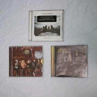 NEW/Used Panic! at the Disco CD/DVDs
