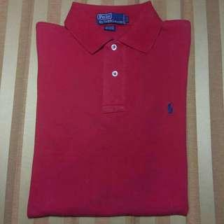 Poloshirth Polo by Ralph Lauren Red