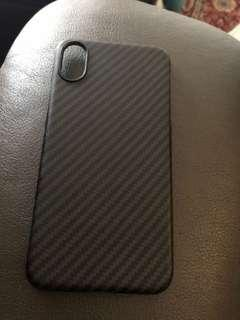 Pre loved pitaka case for iphone x