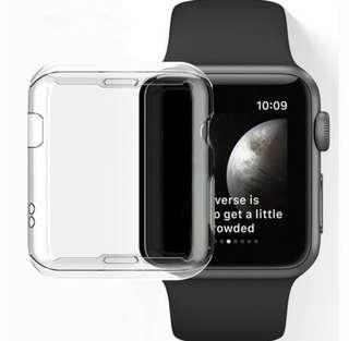 🚚 Clear case for Apple Watch 42mm