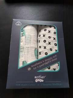 Brand new Mother Nest swaddle