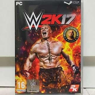 **FOR PC/COMPUTER** WWE 2K17