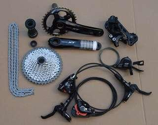 Bnew Shimano Groupset Available