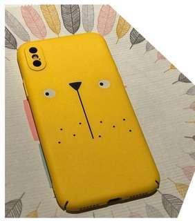 Little Lion IphoneX case