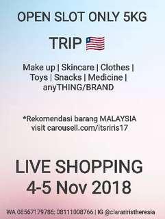 Open Slot JasTip Trip Malaysia