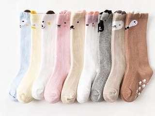 Knee High Socks Cute Socks Set [PO] / babies kids toddlers infant / baby socks / pretty socks / children socks