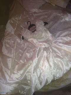 Wedding church gown for sale