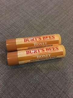 (FREEBIE!) Burt's Bees honey lip balm
