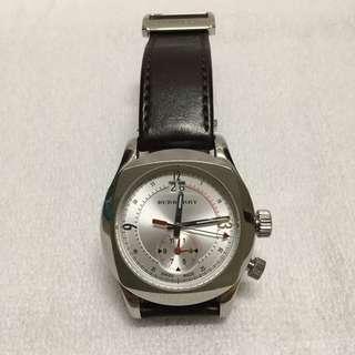 Burberry GMT Chrono watch