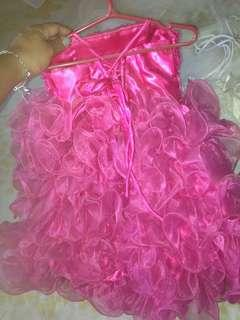 One year old bday gown for sale