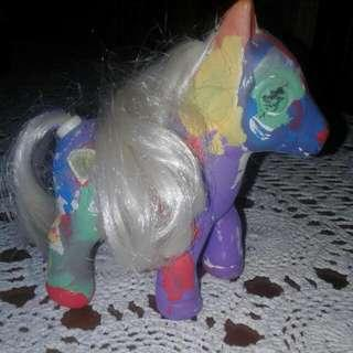 Colourful Ceramic Pony