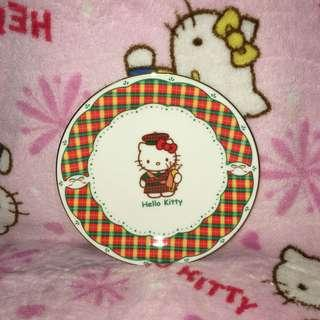 Hello Kitty Scotland 15cm Ceramic Plate