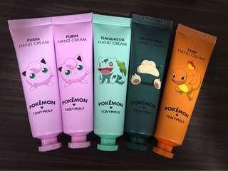 Tony Moly Pokemon Hand Cream
