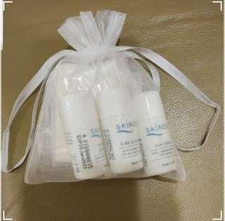Brand New in Organza Bag Erabelle Skineed Browlogy Care Full Kit