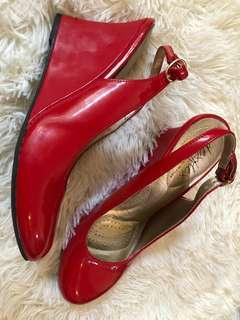 Deflex Payless Red shoes