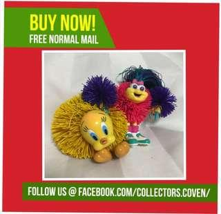🚚 Koosh Lings Balls Classic Original Tweety & Lings