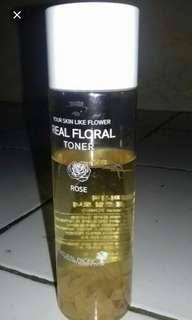 Nacific real floral rose toner