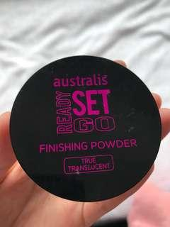 Australis translucent powder