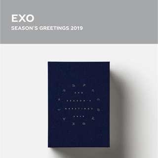 🖤EXO SEASON's GREETINGS 2019   SM SEASONS GREETINGS 2019 🖤