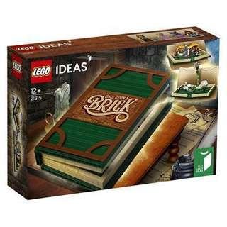 Lego 21315 Pop-Up Book