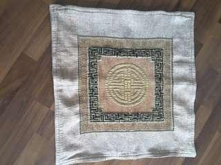 (Buy 1 and get the other Free) Cushion Cover - Chinese Style