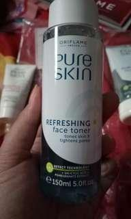 PURE SKIN REFRESHING FACE TONER