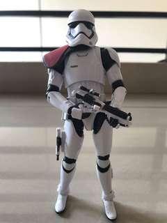 Star Wars Black Seriest First Order Stormtrooper Commander