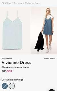 Wilfred Free Aritzia Vivienne Dress