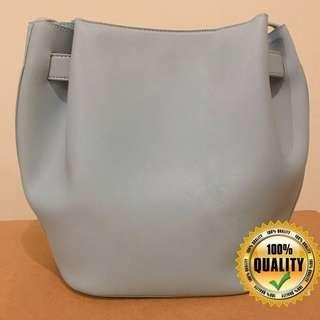 SALE!!! Pastel Blue Bucket Bag