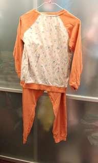 🚚 Lativ男童居家衣套裝140cm