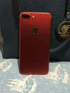 Red edition iphone 7 plus (FOR SALE/SWAP)