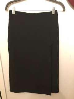 NWT UNIQLO Pencil Skirt
