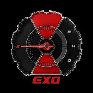 EXO Vol. 5 - Don't Mess Up My Tempo
