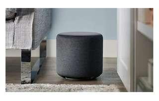 Echo Sub woofer (requires compatible Echo devices)