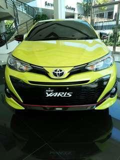 Toyota Yaris S CVT TRD