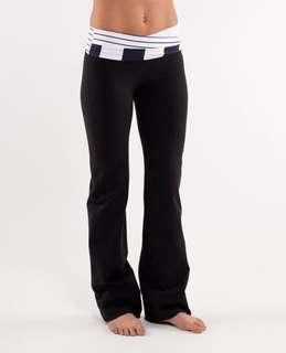 Size 3/XS/S lululemon groove workout pant