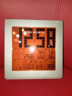 Philippe Strack 5吋 收音機電子鐘 (中號)