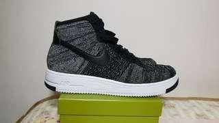 Nike air force 1 ultra flyknit.like new. Size 42