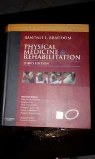 ◽ Physical Medicine and Rehabilitation by Braddom, 3rd edition