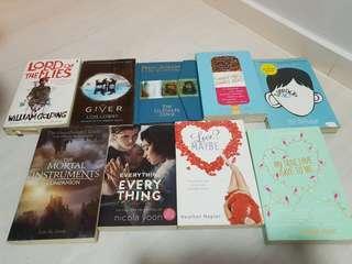 assorted storybooks