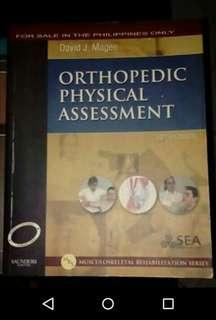◽ Orthopedic Physical Assessment by Magee, 5th edition