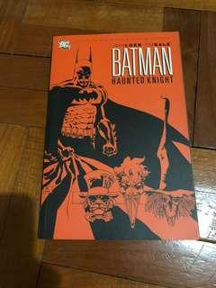 DC comics Batman Haunted Knight