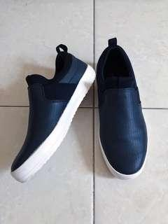 Zara Navy Blue Shoes