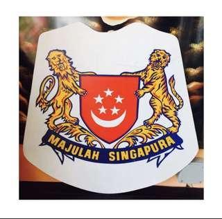 Singapore Crest