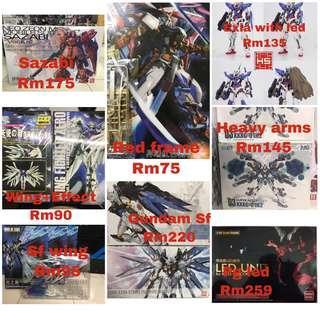 Daban GaoGao Gundam Kits!(New Stock)