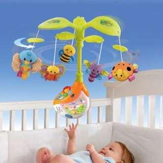 V-Tech Sing and Soothe Baby Cot Mobile