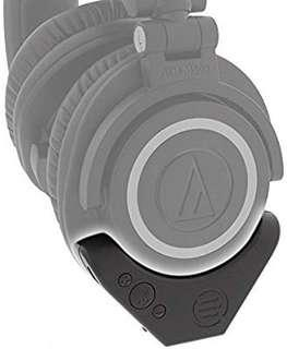 Audio Technica ATH-M50x (Bluetooth add on)